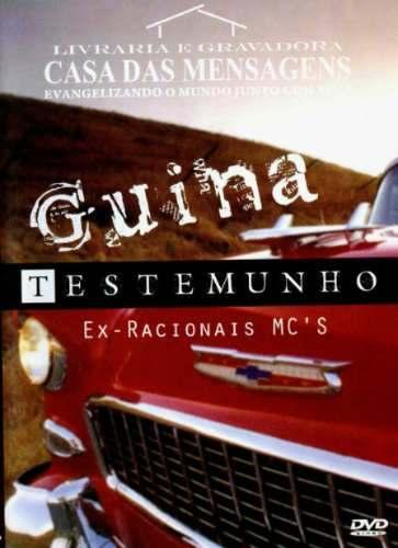 DO RACIONAIS DVD BAIXAR GUINA EX