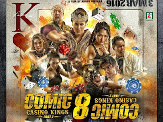 Film Comic 8 Casino Kings (2016) Part 2