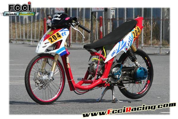 Download Gambar Drag Bike Kartun