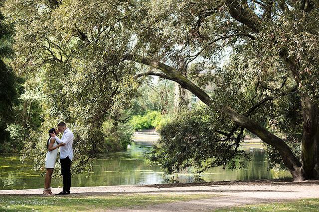 Ensaios de pre-wedding em Londres