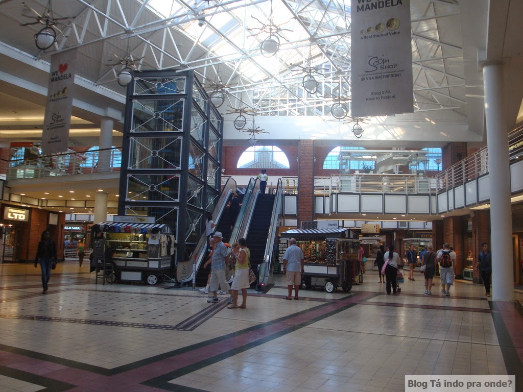 Victoria Wharf Shopping Center