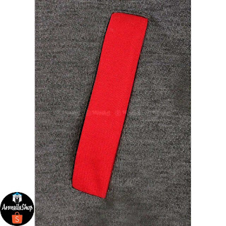HJ6 Hijacket basic MIsty x Red ORIGINAL PREMIUM FLEECE JAKET HIJAB