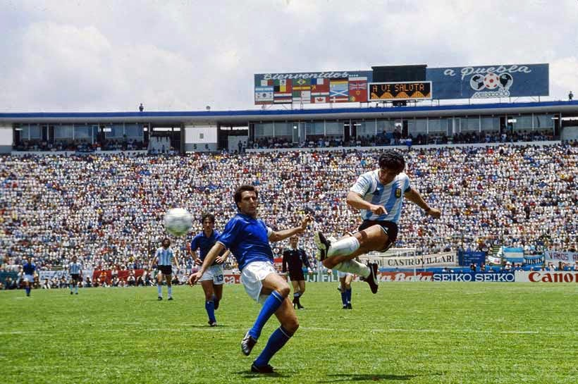 Deportes con Historia: Breve Historia del Mundial de