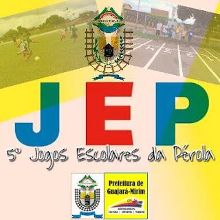 5° Jogos Escolares da Pérola tem início nesta segunda-feira