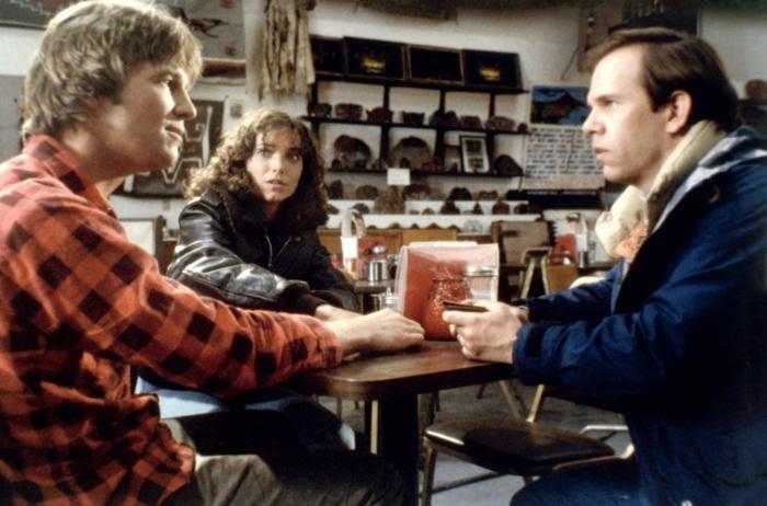 Starman Jeff Bridges Karen Allen Charles Martin Smith sci-fi movie 1984