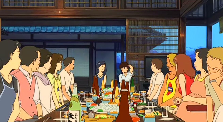 La hora del té con Cami.: [Anime/Película] Summer Wars