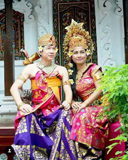 Gambar Baju Adat Bali Terlengkap 820717