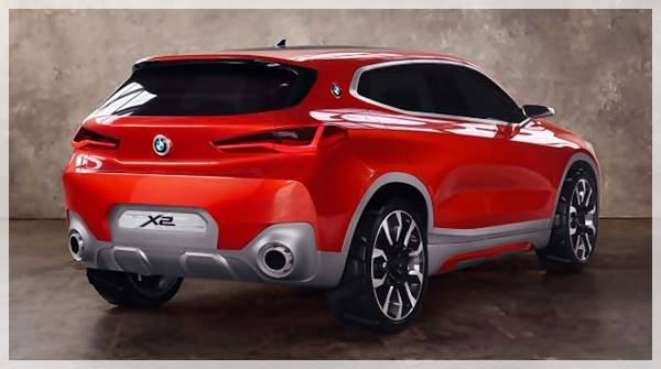 2019 BMW X2 New Concept Previewed
