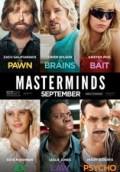 Masterminds (2016) HDRip Full Movie