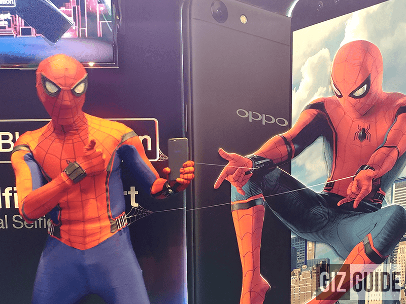 OPPO Gives Away Two Spider-Man: Homecoming Movie Tickets!