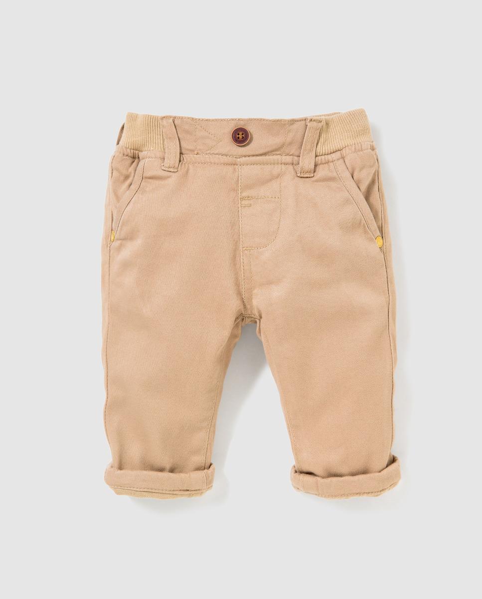 El Blog De La Tata Patron Base Pantalon Bebe Paso A Paso