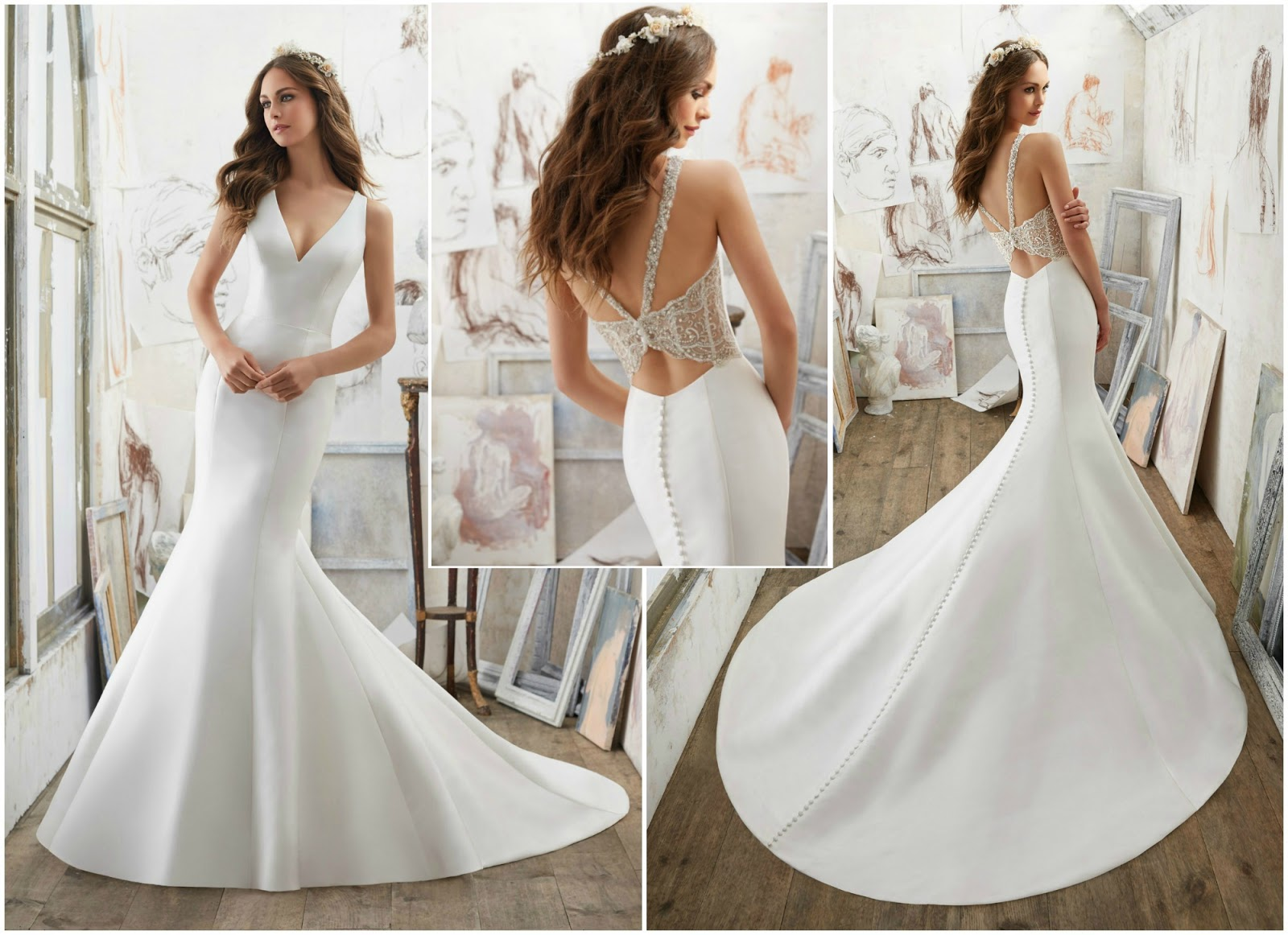 Brides of america miami miami fl wedding dress for Miami wedding dresses