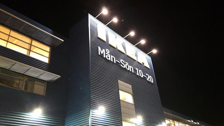 Il Più Grande Ikea Del Mondo
