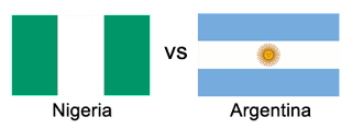 nigeria vs argentina world cup 2018
