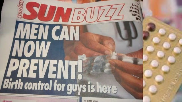 Men can now prevent - birth control for guys is here