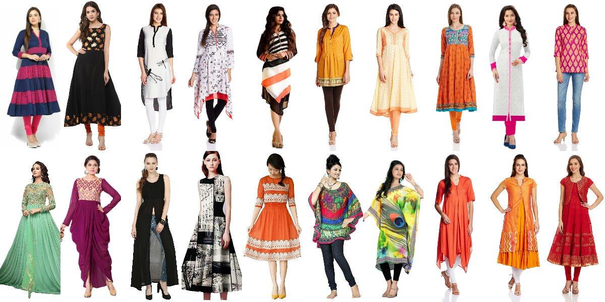 Ideal Time to Parade Your Desi Symbol in Ethnic Kurtis