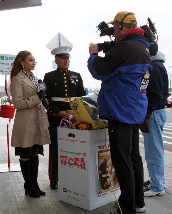 Toys For Tots Mission Statement : The appreciation of booted news women jan