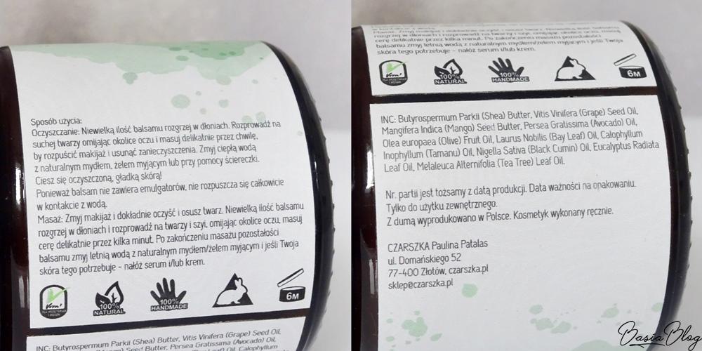 balsam czarszki, balsam regulujący czarszki, balsam czarszki skład, regulujący balsam do mycia twarzy czarszki, OCM, mycie twarzy olejami, oczyszczanie olejami, olejowe oczyszczanie skóry, oczyszczanie skóry tłustej, mycie cery tłustej, czym myć tłustą cerę, cera tłusta