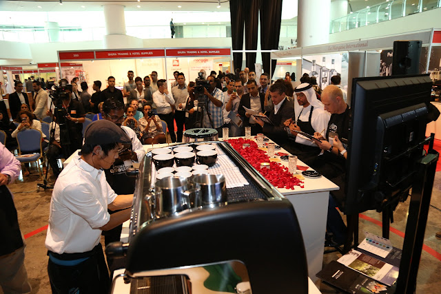 UAE's annual coffee competitions call professional baristas to battle for most coveted titles