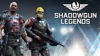 Download Shadowgun Legends 0.8.3 APK+DATA
