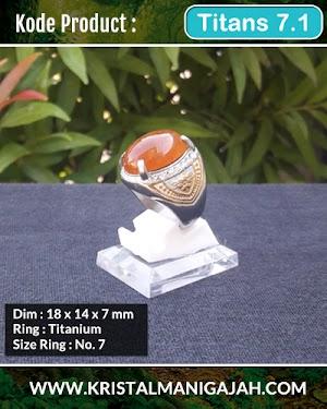 Cincin MG Titans 71
