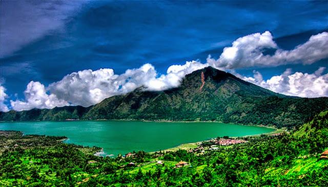 Kintamani and Mount Batur (central Bali)