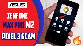 google camera asus zenfone max pro m2