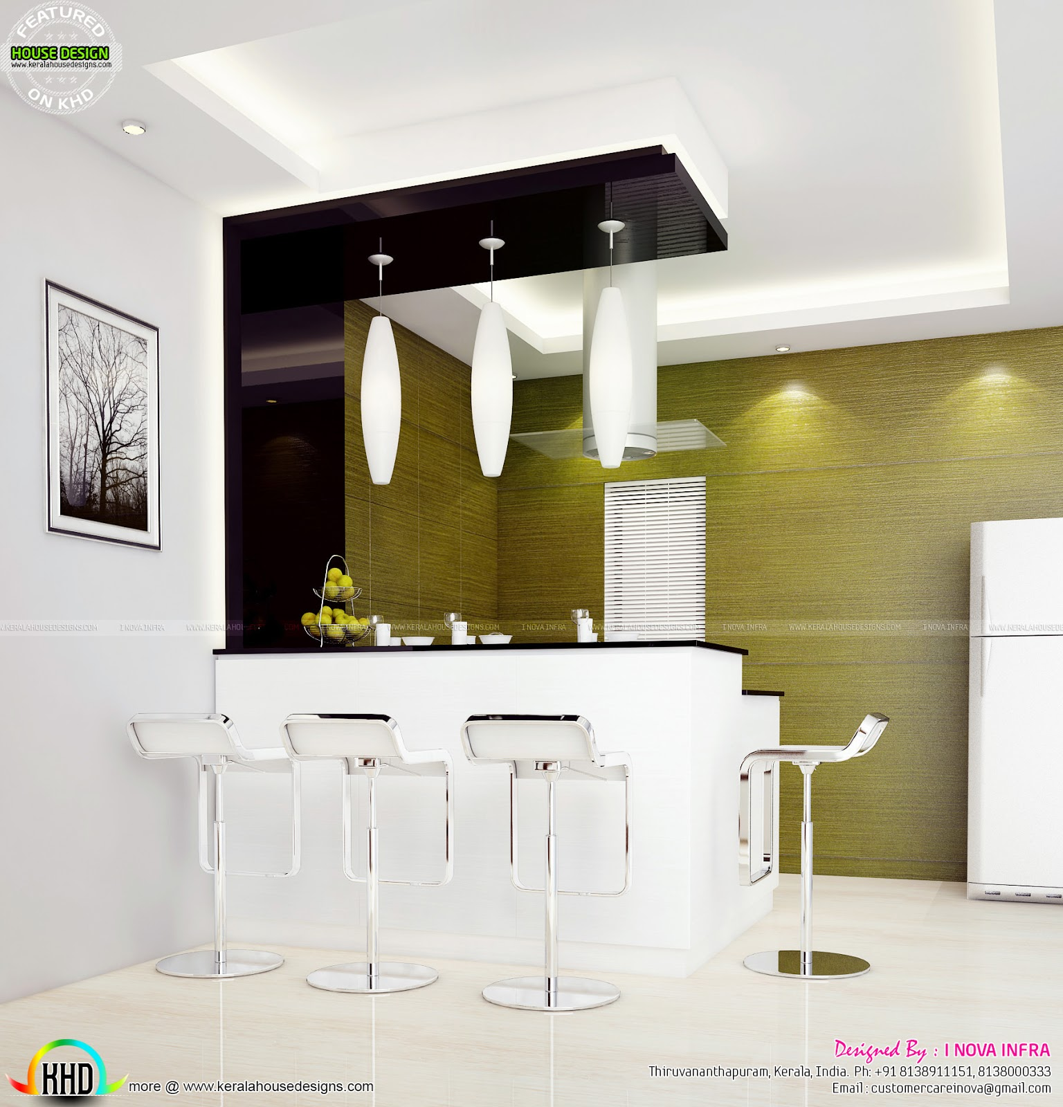 Home Interior Designs By I Nova Infra