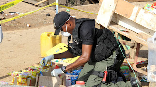 News: Anambra guber - Tension as police recover two bombs