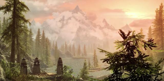 The Elder Scrolls V: Skyrim Special Edition comparte nuevo tráiler