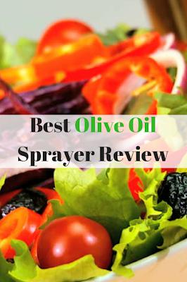 vegetable oil spray bottle