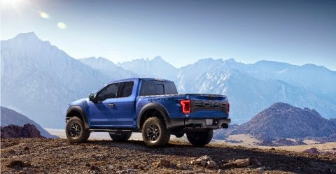 Ford's Next-Generation SVT Raptor is an Off-Roading Beast