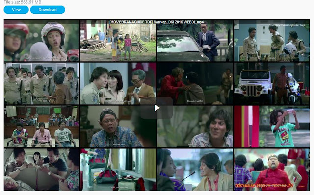 Download Film Warkop DKI Reborn Jangkrik Boss Part1 WEBDL