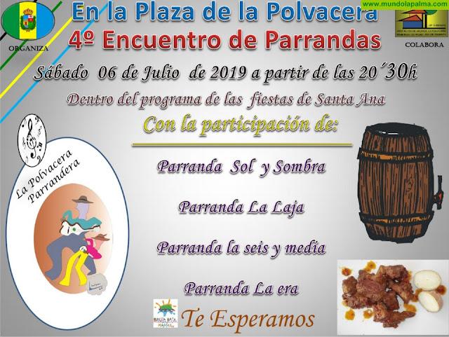LA POLVACERA: Encuentro de Parrandas