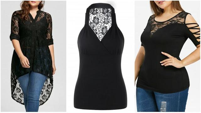 Peças com renda, looks com renda tumblr, Nicole prazeres, looks gringos, inspirações de look, loja Rosegal