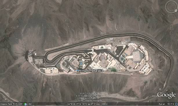 Dajjal's palace has been built outside Medina  - SomaliNet