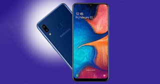 Samsung Galaxy A20 : Launch date, Price and Specification