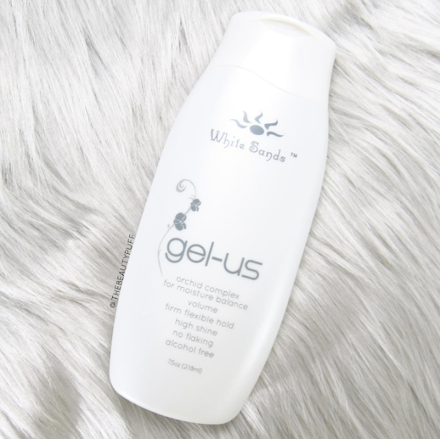 white sands gel - the beauty puff