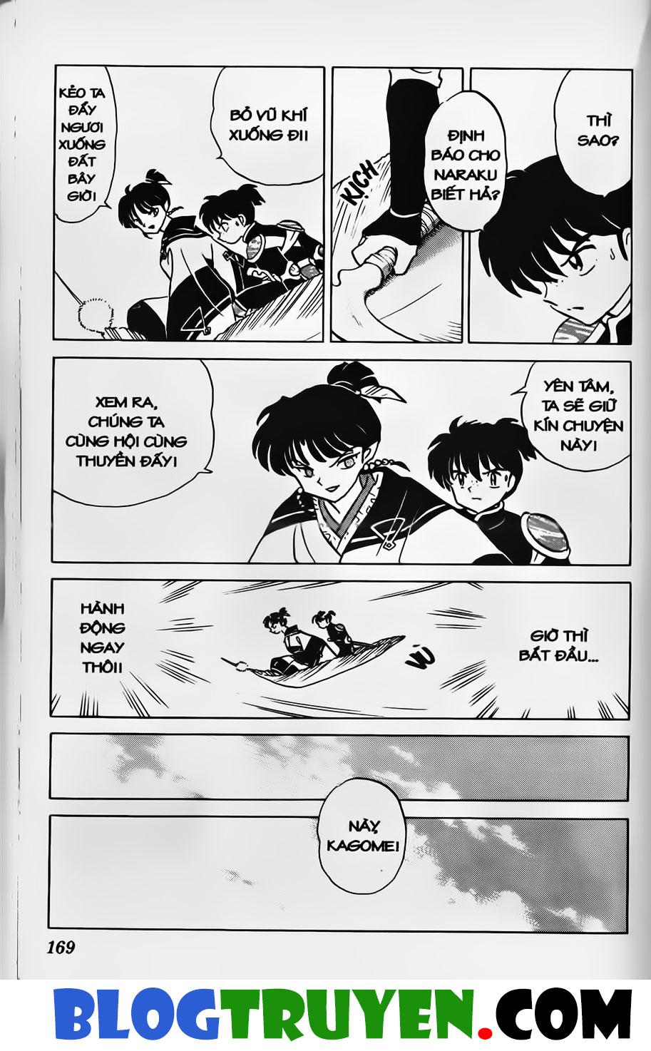 Inuyasha vol 34.9 trang 21