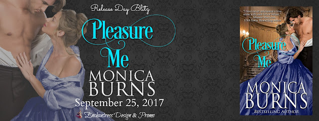 Release Day Blitz – Pleasure Me