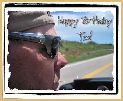 Happy Birthday Tim!
