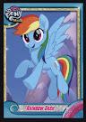 My Little Pony Rainbow Dash MLP the Movie Trading Card