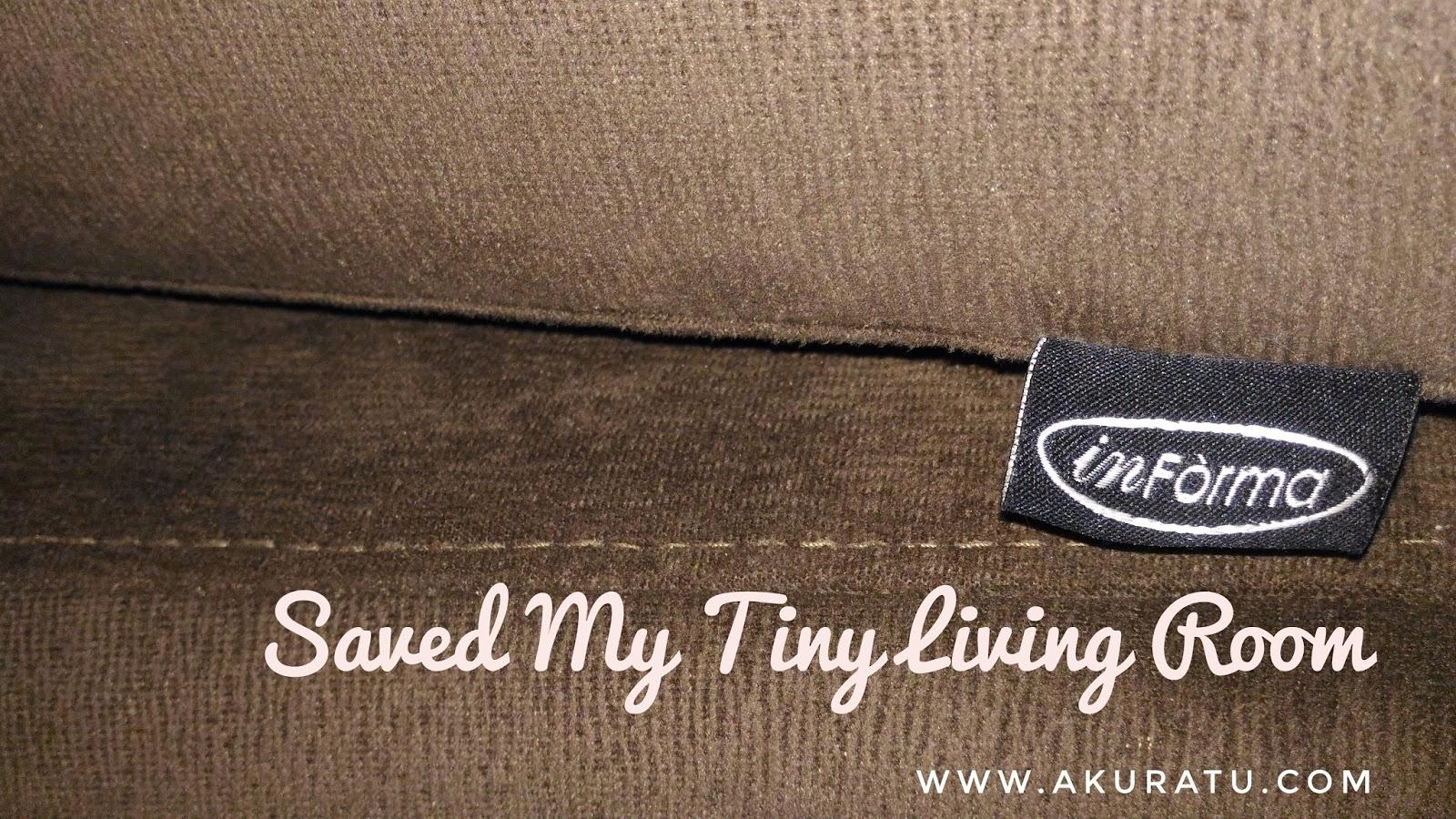 Informa Saved My Tiny Living Room Ratu De Blog