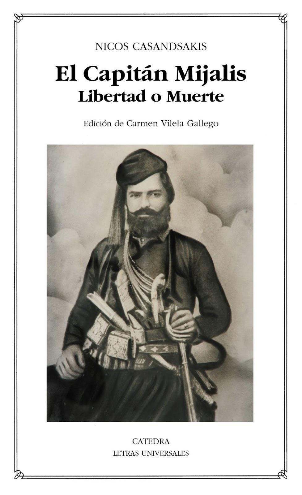 El capitán Mijalis