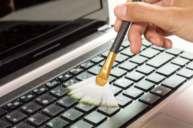 Cara Memperbaiki Tombol Keyboard Laptop Error