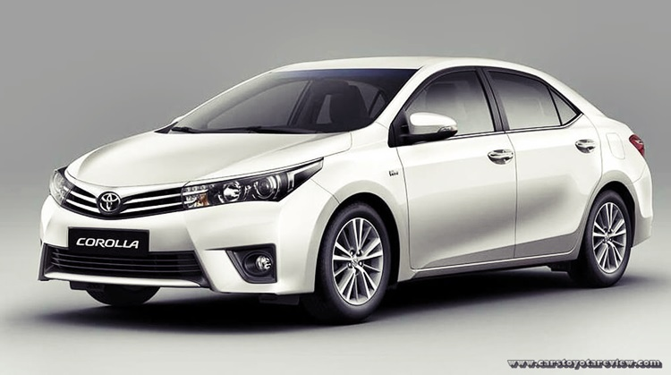 Toyota Corolla 2017 XRS Review And Specs