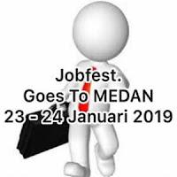 "Job Fair Medan ""Unimed Spektakuler Seminar Karir Job Fest"""