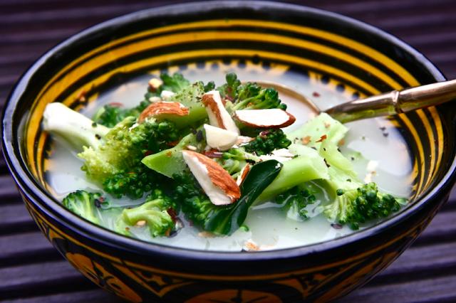 Broccoli Detox Soup