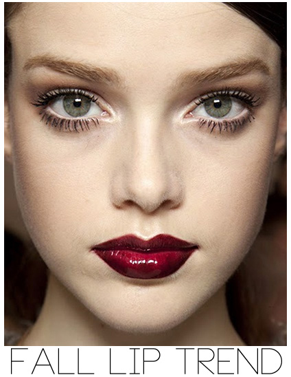Tips On How To Wear A Berry Lip This Fall