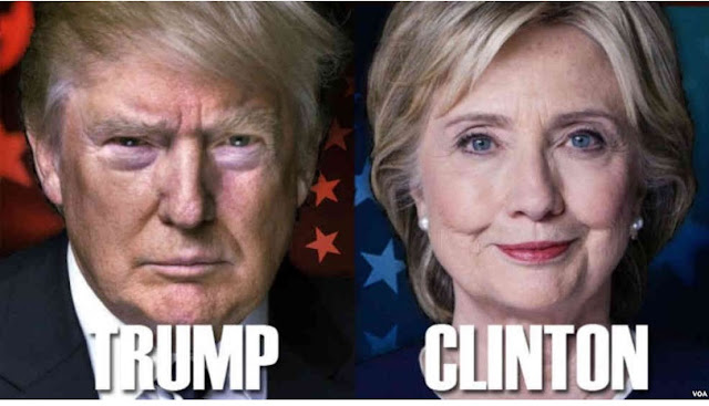 BREAKING NEWS- UNITED STATES ELECTION RESULTS ,TRUMP Vs ClINTON